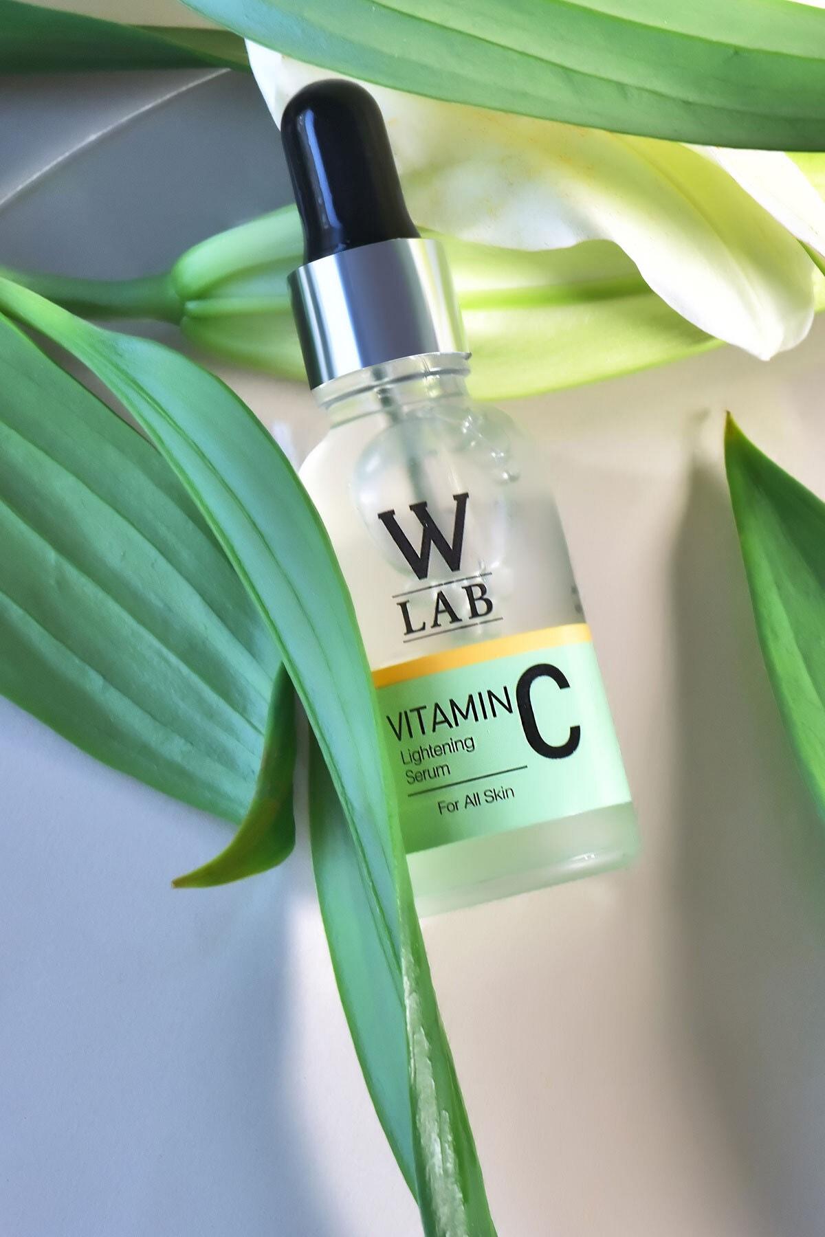 W-Lab Kozmetik W - Lab  Vitamin C Lightening Serum 1