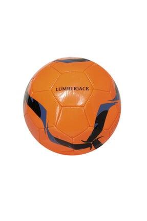 lumberjack Sn450 Crısta Turuncu Erkek Futbol Topu