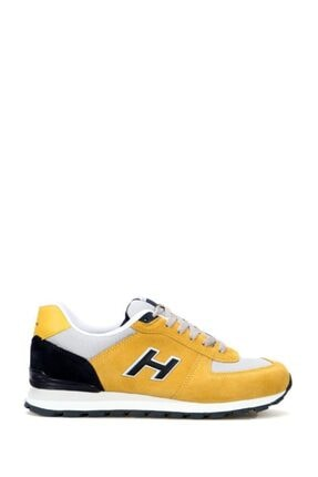 Hammer Jack Peru 102 19250 Hakiki Deri Comfort Casual Sneaker Spor Ayakkabı