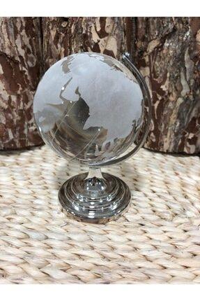 YEŞİL ELMA HEDİYELİK Dekoratif Cam Dünya Küre
