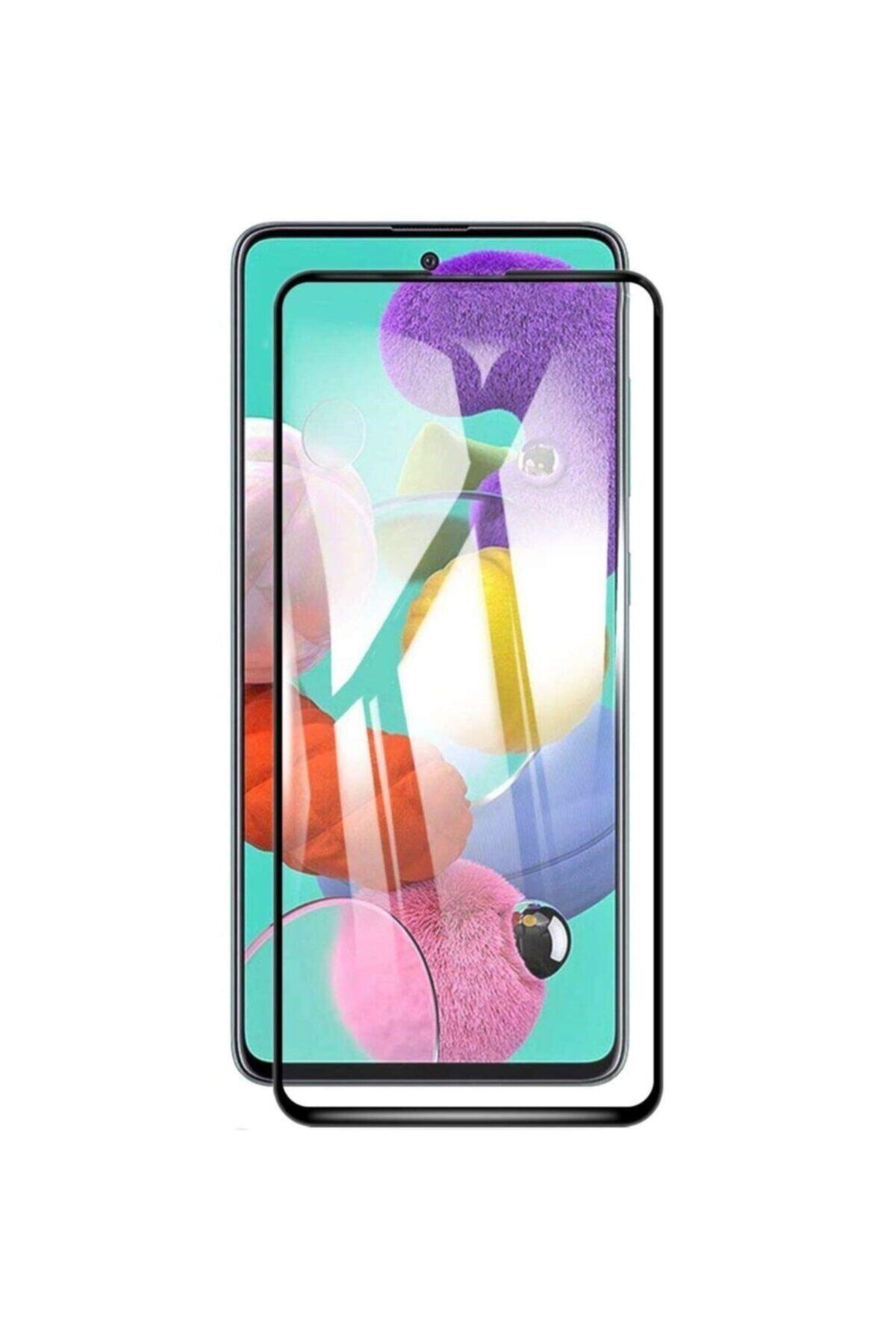 zore Samsung Galaxy M51 Ekran Koruyucu Tam Ekran Koruma 5d 1