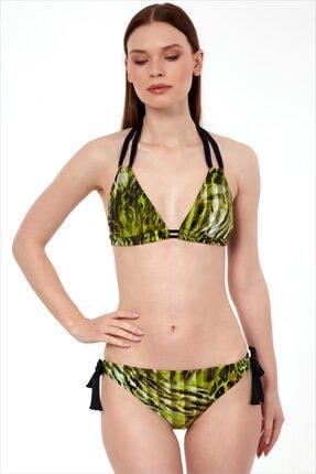AYYILDIZ Kadın Üçgen Kesimli Bikini Takımı 40710