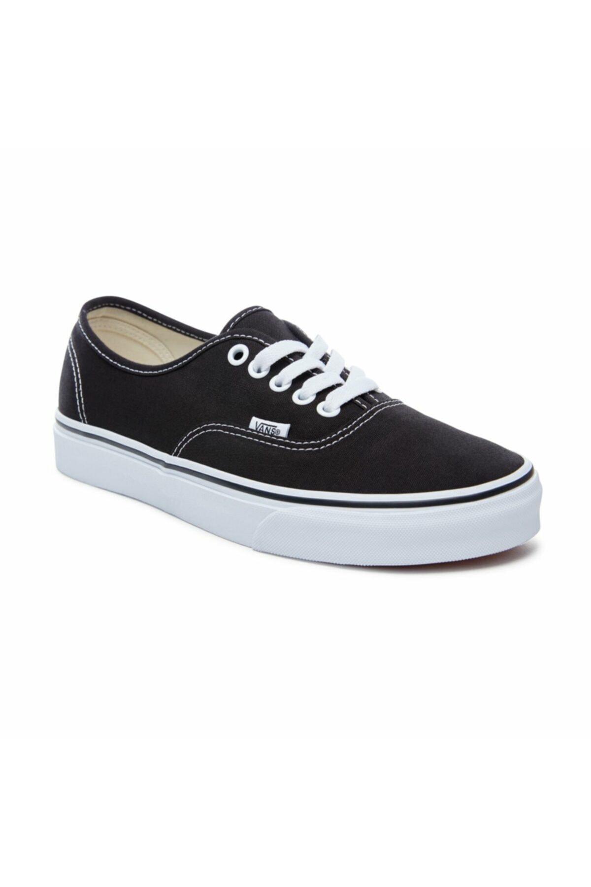 Vans AUTHENTIC Siyah Erkek Sneaker 100133092 1