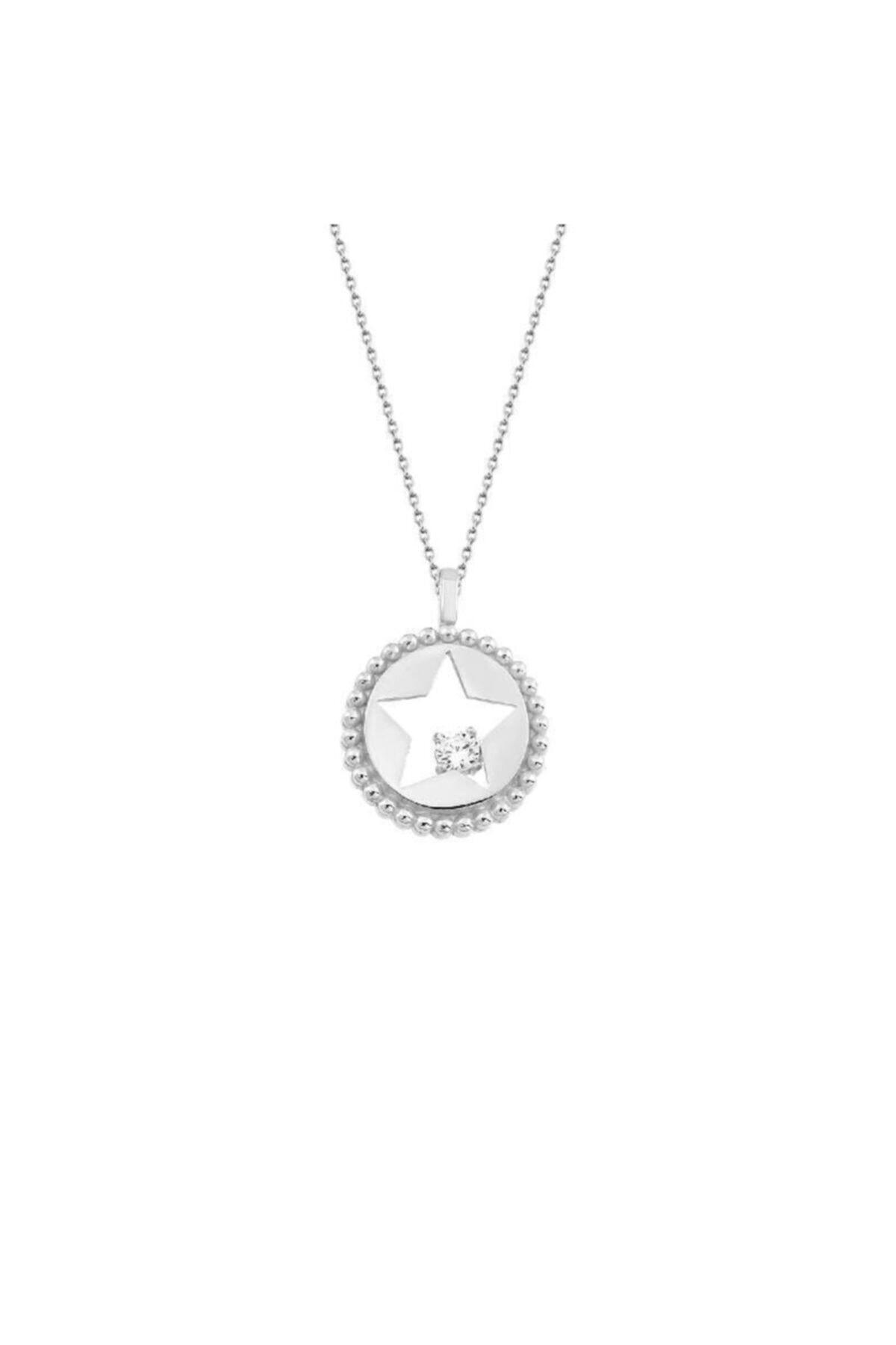 Altınbaş Kadın Silver Yıldız Kolye 1