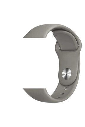 Ayzek Watch 38mm Klasik Kordon Renkli Silikon Kordon