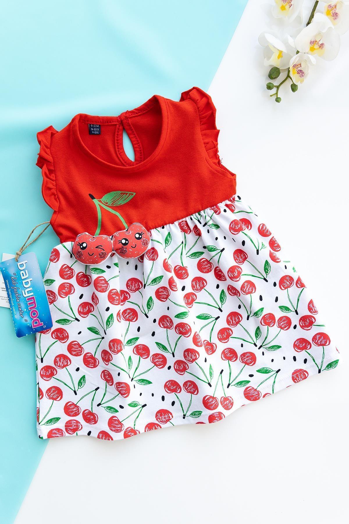 Babymod Kız Bebek Elbise 1