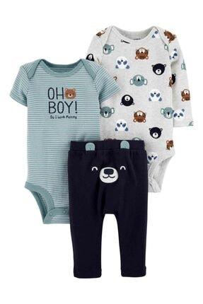 Carter's Erkek Bebek 3lü Set 1ı728710