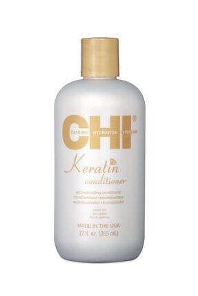 Chi Keratin Yıpranmış Saçlar İçin Onarıcı Bakım Kremi