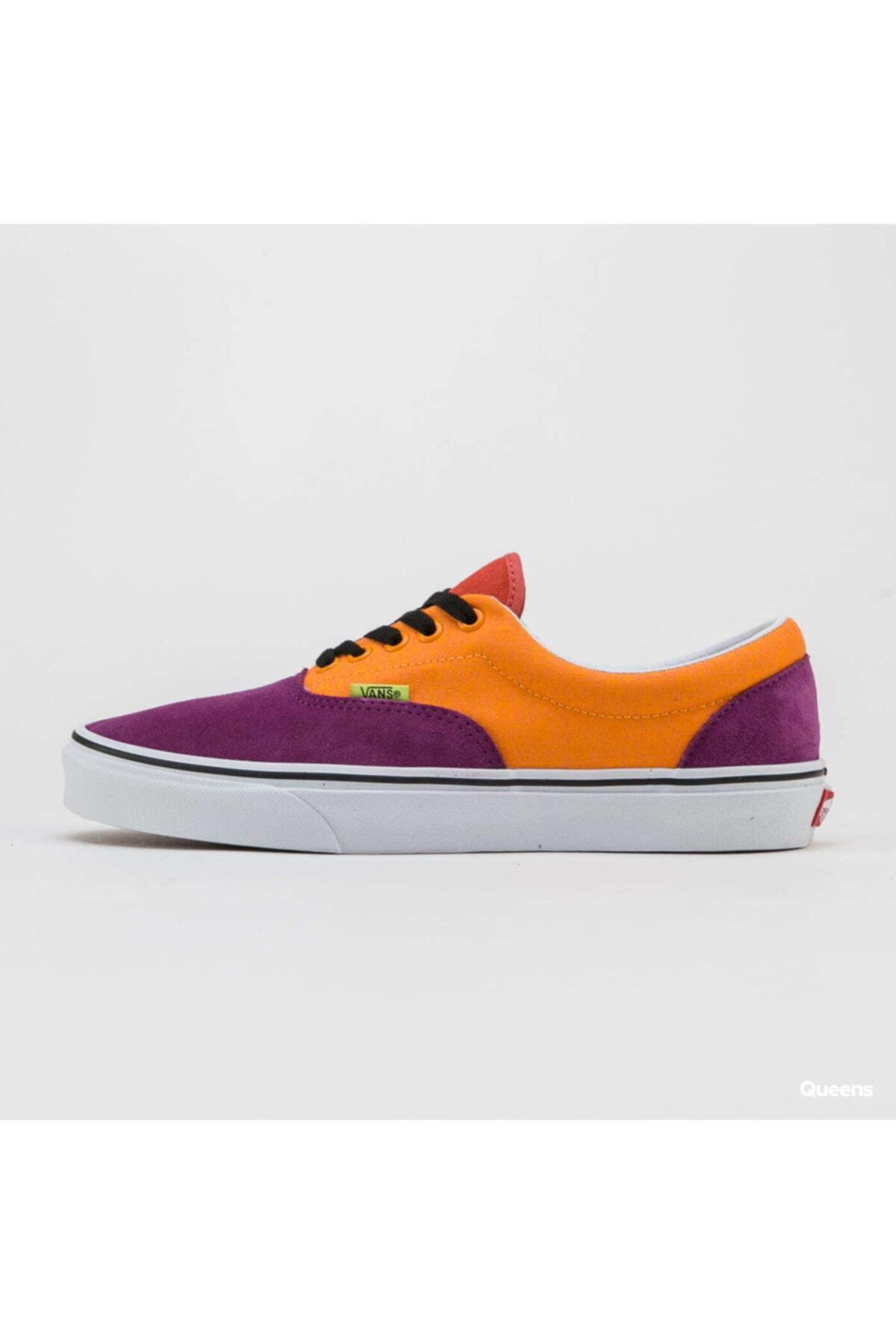 Vans Erkek Mor Sneaker Ayakkabı Vn0a4bv416v1 1