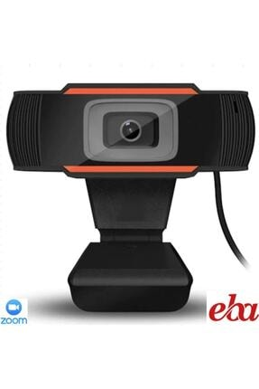 Pars Webcam Eba Zoom Skype Pc Kamera Mikrofonlu 720p Usb Tak Çalıştır