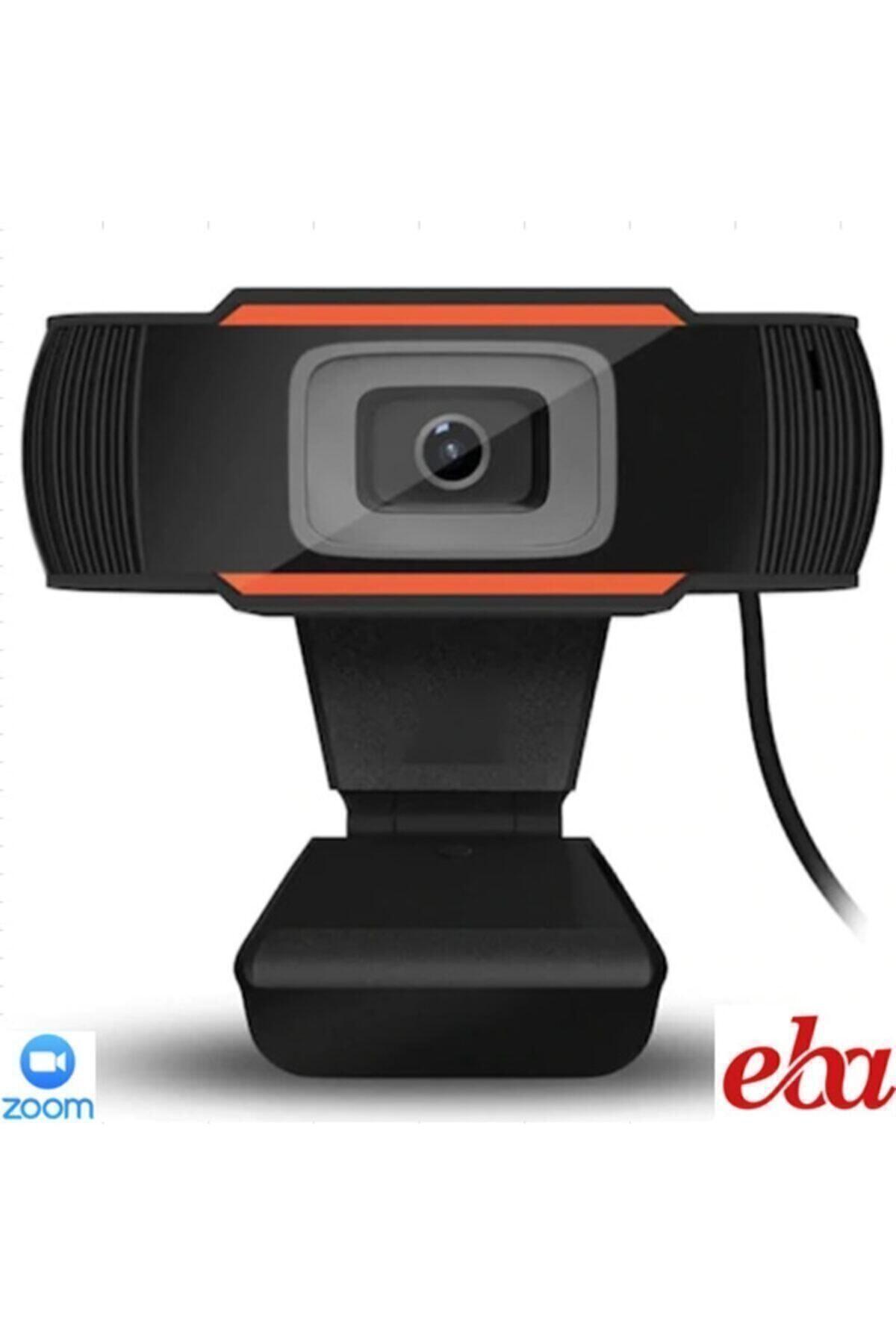 Pars Webcam Eba Zoom Skype Pc Kamera Mikrofonlu 720p Usb Tak Çalıştır 1