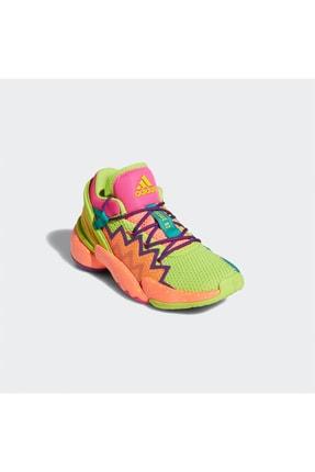 adidas Erkek Çocuk Turuncu Ayakkabı