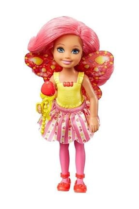 Barbie Mattel Chelsea Peri Bebekleri Orjinal Lisanslı