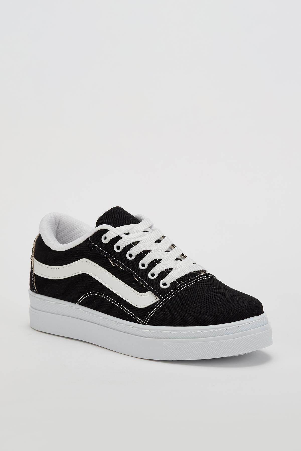 MUGGO Crs36 Unisex Sneaker Ayakkabı 1