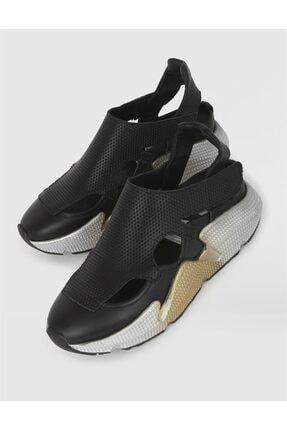 İLVİ Kadın Siyah Spor Ayakkabı