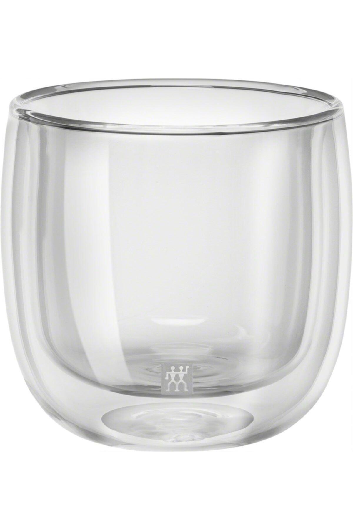 ZWILLING Sorrento Çift Camlı 2'li Çay Bardağı Seti 240 ml 395000770 1