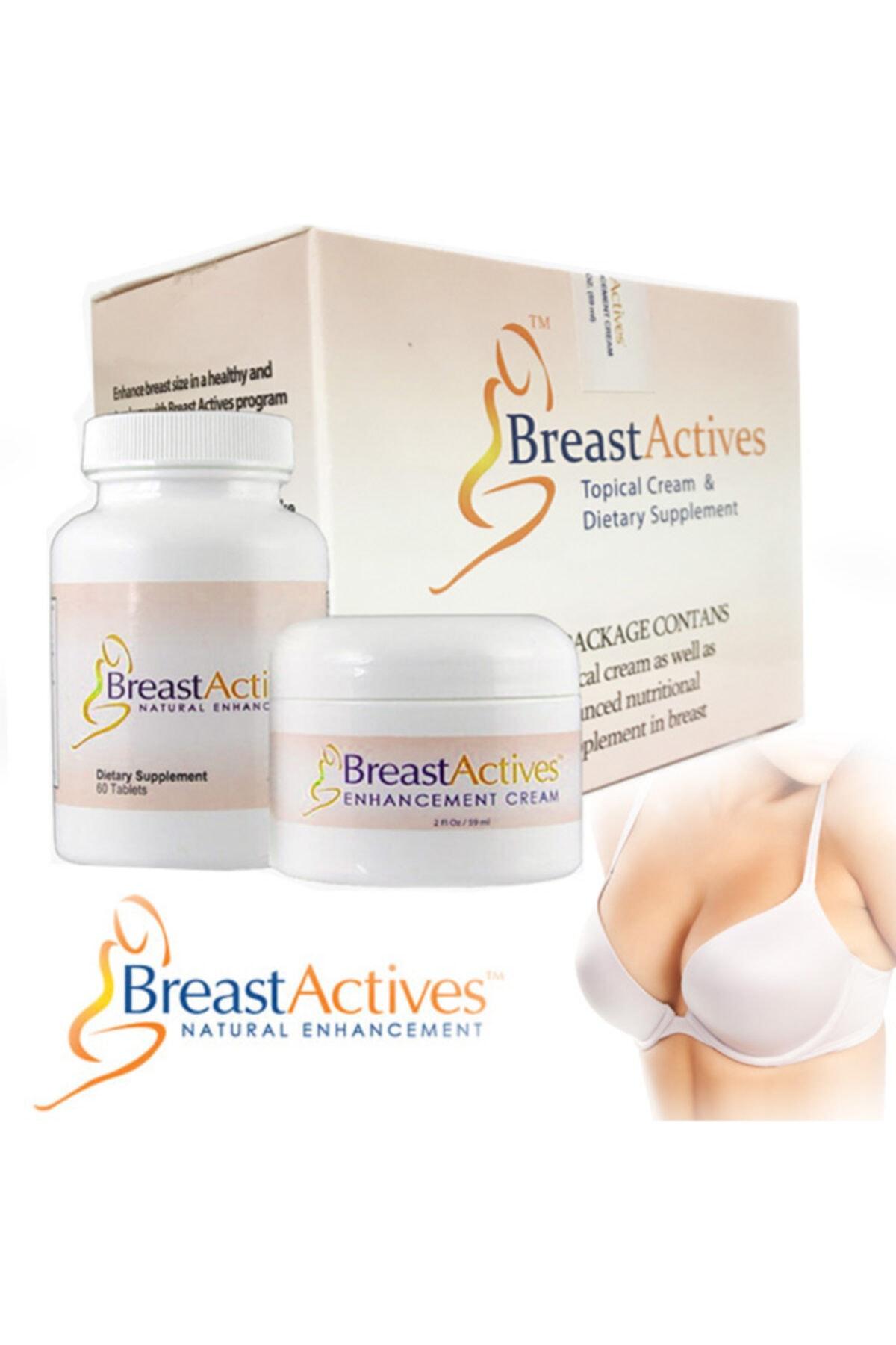 PAPAYA Breast Actives Göğüs Büyütücü Set 2