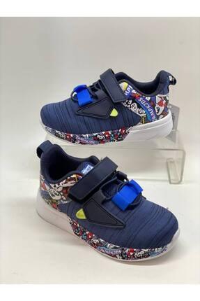 Jump Çocuk Lacivert Spor Ayakkabı