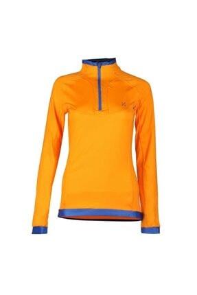 Exuma Kadın Turuncu Sweatshirt