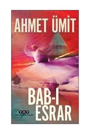 Yapı Kredi Yayınları Bab-ı Esrar Ahmet Ümit