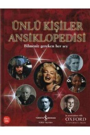İş Bankası Kültür Yayınları Ünlü Kişiler Ansiklopedisi