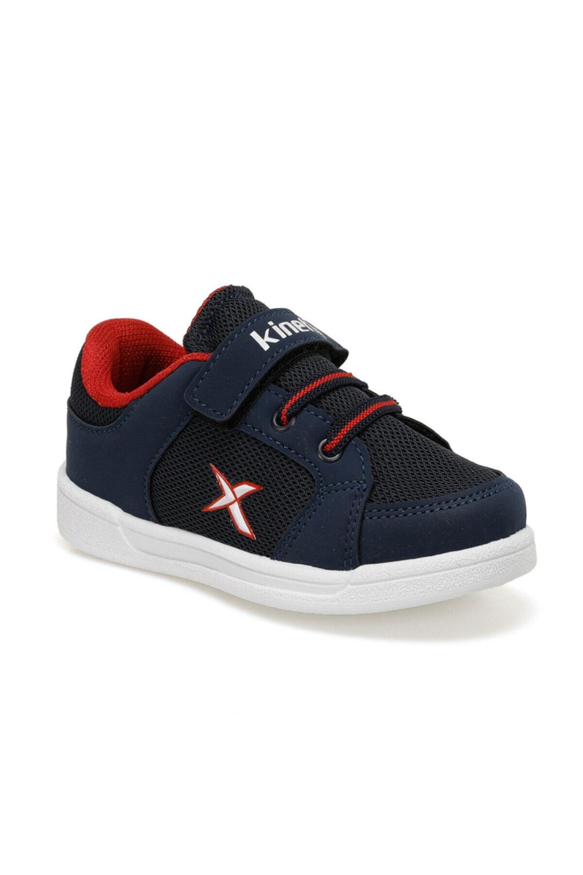 Kinetix Lacivert Erkek Çocuk Sneaker Ayakkabı 1