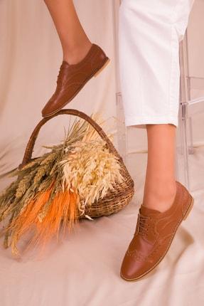 SOHO Taba Kadın Casual Ayakkabı 16032