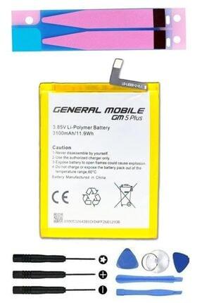 General Mobile Discovery 2020 Tarihli Gm 5 Plus Pil Batarya Orj 3100 Mah Hediyeli Kargo Bedava