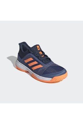 adidas Unisex Mavi Tenis Ayakkabısı Fx1482