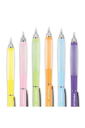 Pensan Iq Plus Versatıl Kalem Fosforlu Renkler 0.7 (21130)