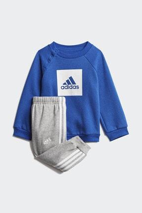 adidas Erkek Bebek Koşu - Yürüyüş Eşofman Takım I 3slogo Jog Fl Gm8976