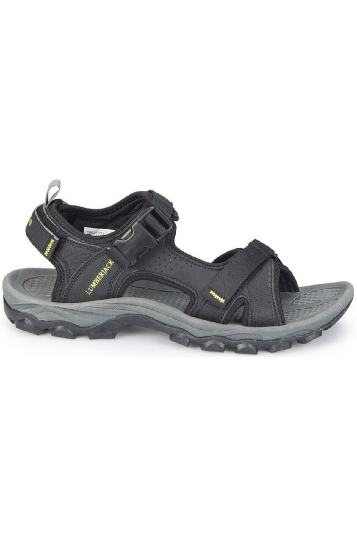 lumberjack LAGGUN Siyah Erkek Yürüyüş Ayakkabısı 100241213 1