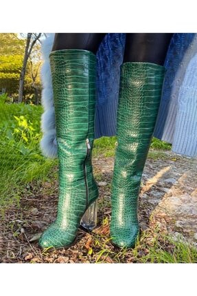 Sibel Durmaz Kadın Topuk Çizme