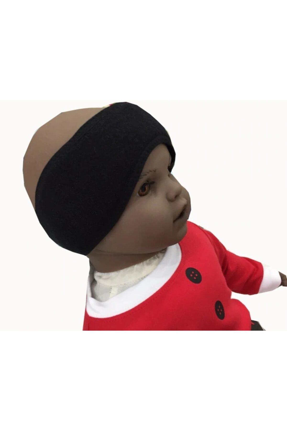 Ankara Medikal Kız Bebek Kepçe Kulak Bandı 0-2 Yaş 2