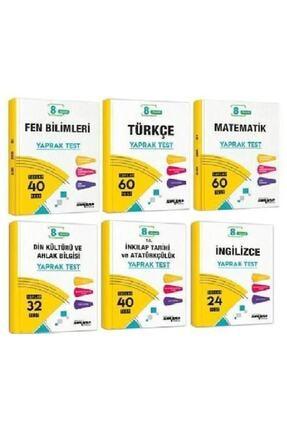 Ankara Yayıncılık 8.sınıf Lgs Güçlendiren Yaprak Test Seti 6 Kitap