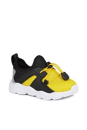 Vicco Joker Unisex Çocuk Sarı Spor Ayakkabı