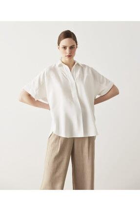 İpekyol Kadın Pile Detaylı Bluz