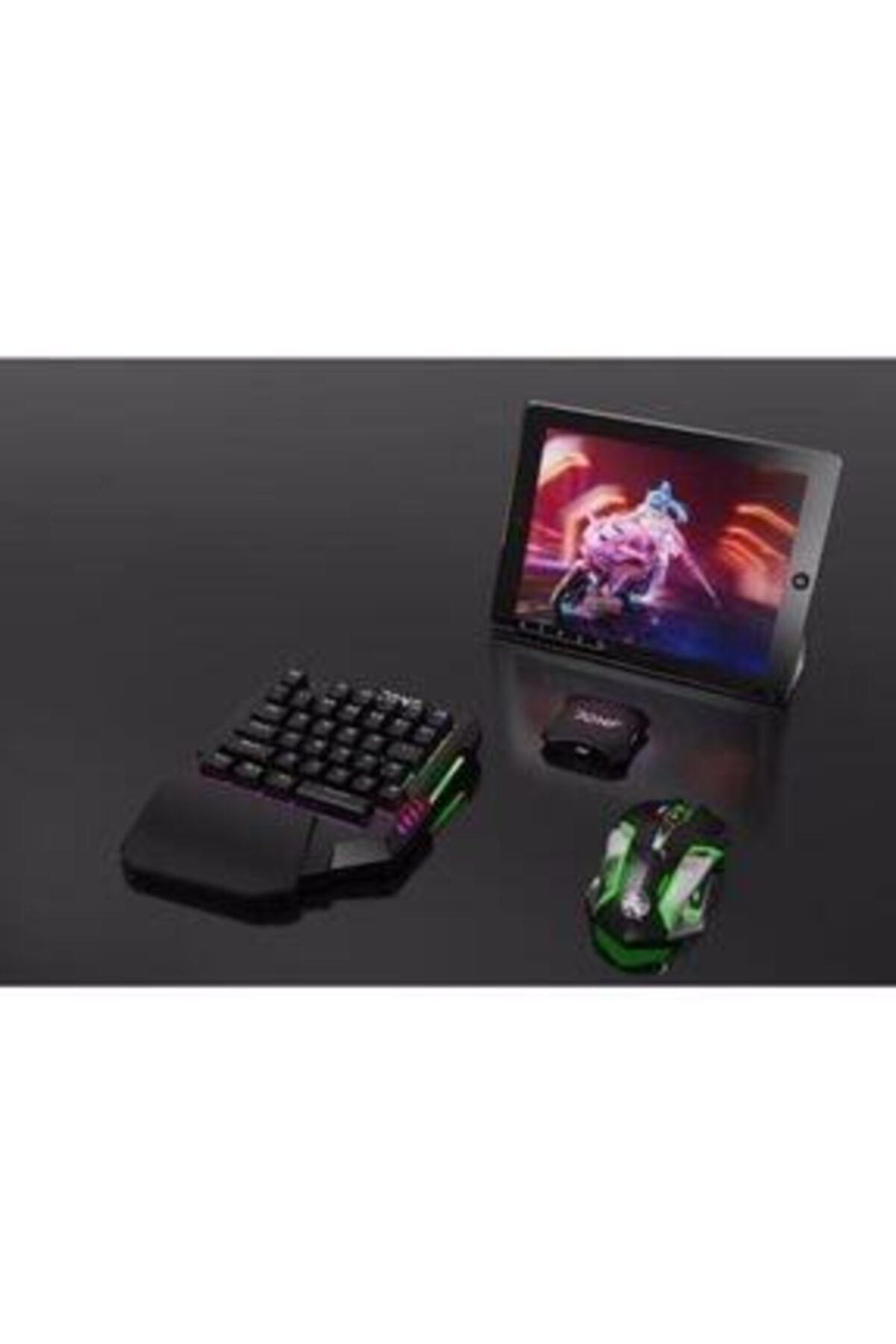Gate K-snake Pubg Oyun Gaming Klavye K-snake Pubg Oyun Gaming Klavye + Mouse 1