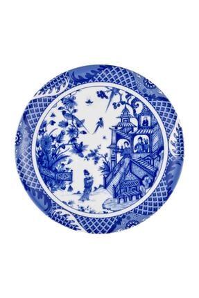 The Mia Chinoi Porselen Servis Tabağı (26 CM) 6 Adet