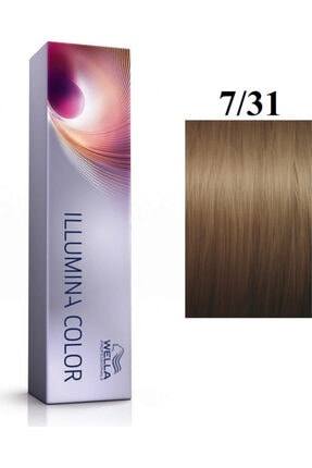 Wella Illumına Renk 7/31 60ml