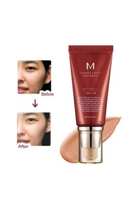Missha M Perfect Cover Bb Cream No: 29