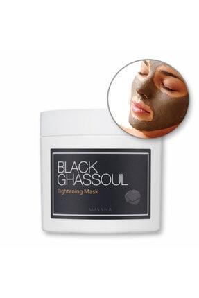 Missha Mıssha Black Ghassoul Tightening Mask