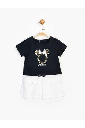 DISNEY Taş Baskılı Çocuk Elbise Lacivet