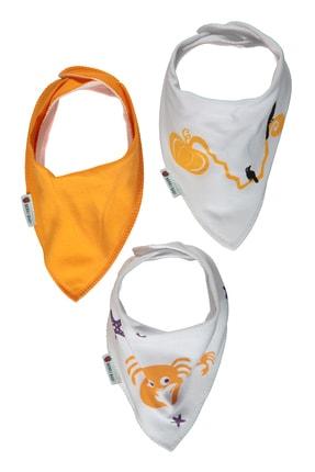 hepbaby 3 Adet Polarlı Bebek Fular Önlüğü – Bebek Önlük Seti 69