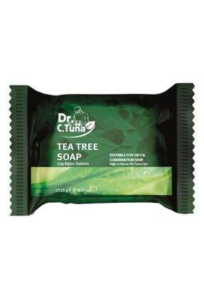 Farmasi Dr. C. Tuna Çay Ağacı Yağı Sabunu 125 Gr 8690131113520