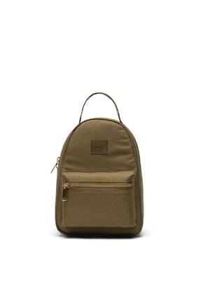 Herschel Supply Co. Herschel Nova Mini Light Khaki Green Sırt Çantası 10639-03504-os