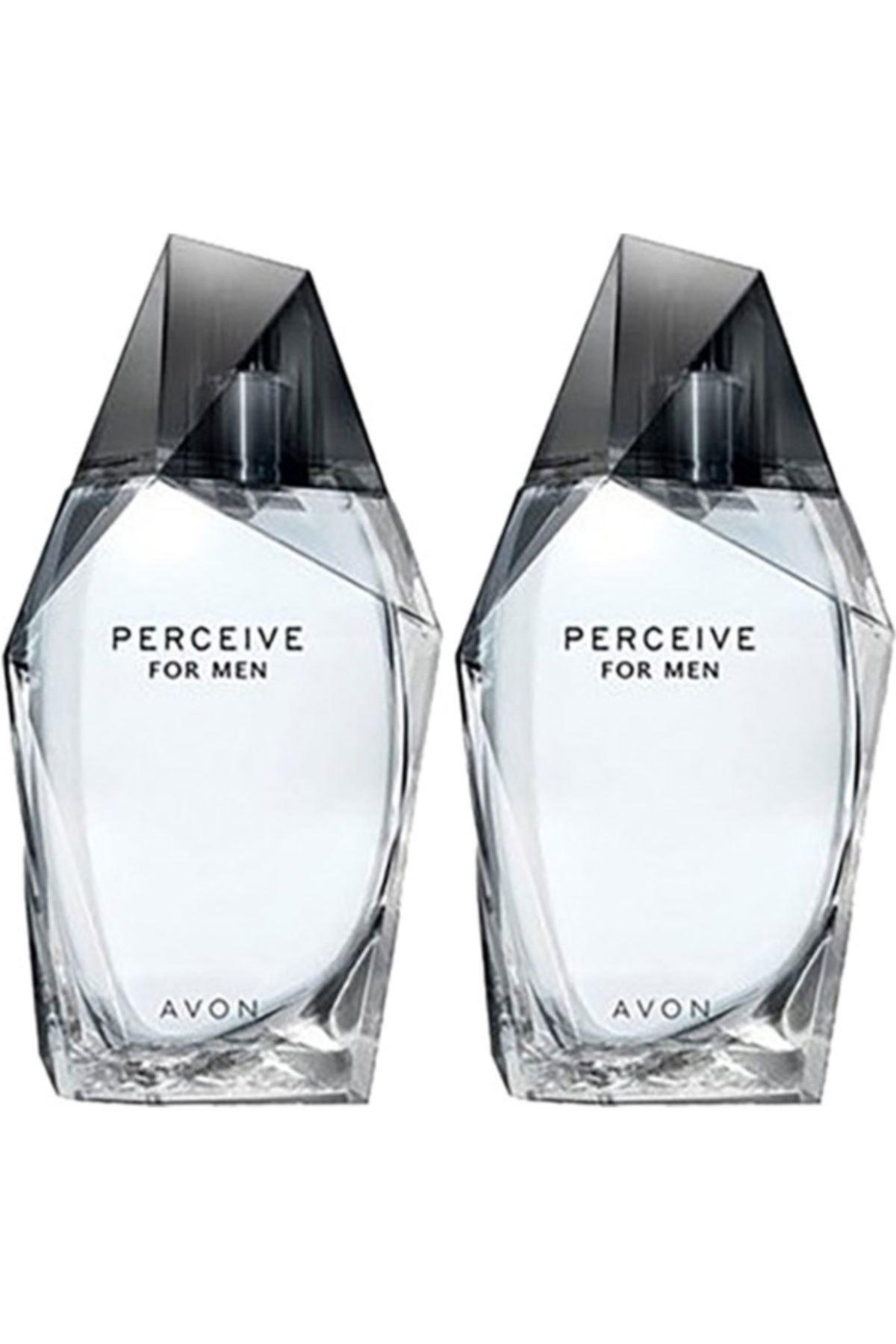 AVON Perceive Edt 100 ml. Erkek Parfüm -2 Adet 1