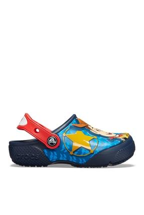 Crocs Kids Lacivert Unisex Çocuk Sandalet