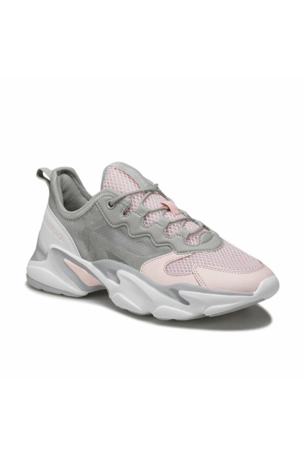 lumberjack GLASSY WMN Açık Pembe Kadın Sneaker Ayakkabı 100497116 1