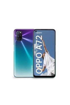 Oppo A72 4 128GB Uzay Moru Cep Telefonu (Oppo Türkiye Garantili)